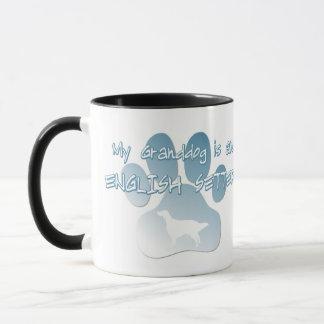 Granddog英国セッター マグカップ