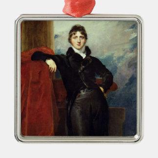Granville Leveson-Gowerの後で第1伯爵Granv主 メタルオーナメント