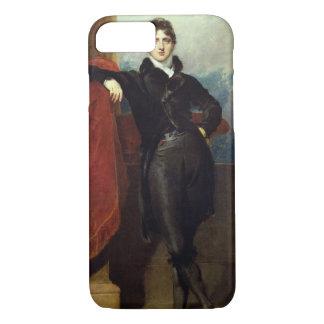 Granville Leveson-Gowerの後で第1伯爵Granv主 iPhone 8/7ケース