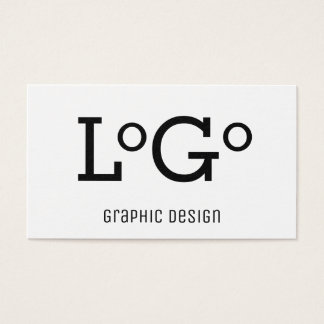 Graphic Design Business Card 名刺