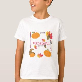#Grateful Tシャツ