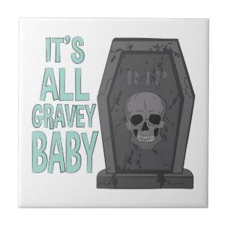 Graveyのすべてのベビー タイル