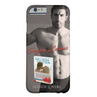 Grayson Lacroux -電話箱を選んで下さい Barely There iPhone 6 ケース