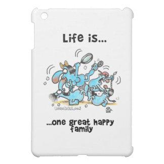 great_happy_family iPad miniケース