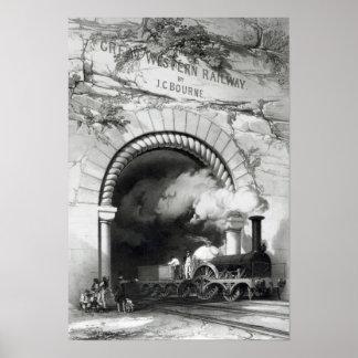 Great Western鉄道1846年 ポスター