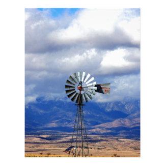 Great Western風車 レターヘッド