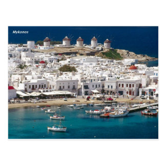 Greece%20Mykonos-. [kan.k] JPG ポストカード
