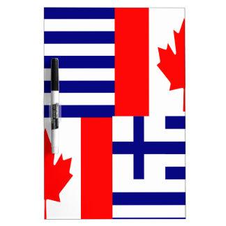GREEK-CANADIAN ホワイトボード