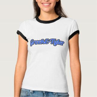 Greek&Tylerのリングや輪のTシャツ Tシャツ