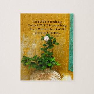 greekproverbInspirational愛引用文のギリシャ人の諺 ジグソーパズル