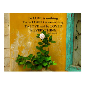 greekproverbInspirational愛引用文のギリシャ人の諺 ポストカード
