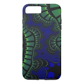 Green Blue Remix iPhone Case iPhone 8 Plus/7 Plusケース
