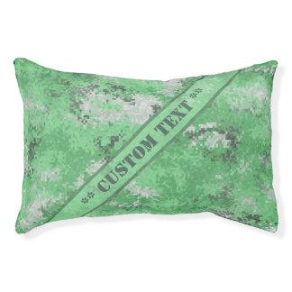 Green Digi Camo w/ Custom Text