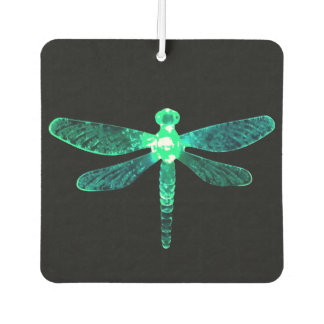 Green Dragonfly Car Air Freshener カーエアーフレッシュナー