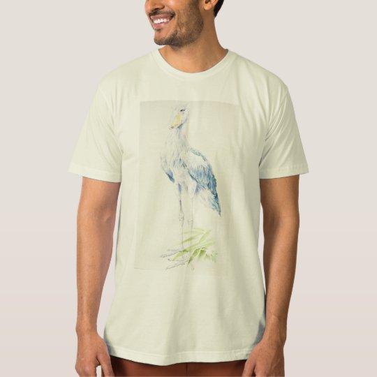 Green Shoebill Tシャツ