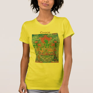 Green_Tara_389734の優美 Tシャツ