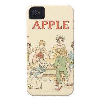 Greenaway、Kate (1846-1901年) -アップルパイ1886年- A Case-Mate iPhone 4 ケース