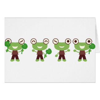 GreenFrogMix2 カード