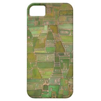 GreenLikeKlee iPhone SE/5/5s ケース