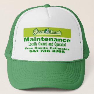 Greenthumbの維持 キャップ
