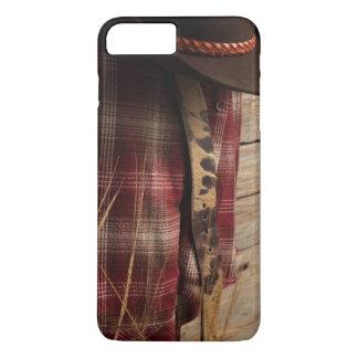 GreetingCard: 西部国 iPhone 8 Plus/7 Plusケース