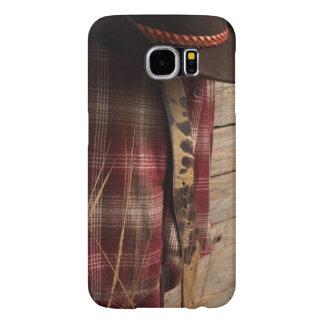 GreetingCard: 西部国 Samsung Galaxy S6 ケース