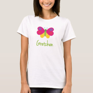 Gretchen蝶 Tシャツ