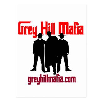 GreyHillMafia ポストカード