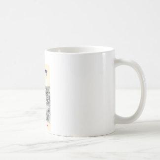 Gridleyの女の子の表紙 コーヒーマグカップ