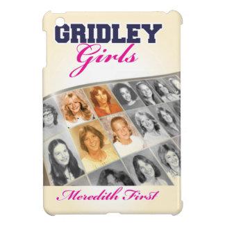 Gridleyの女の子の表紙 iPad Miniカバー