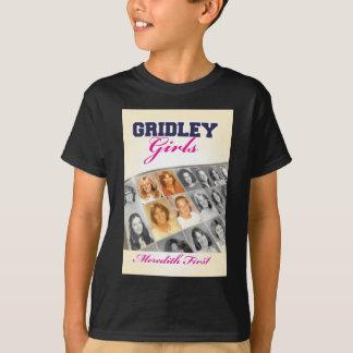 Gridleyの女の子の表紙 Tシャツ