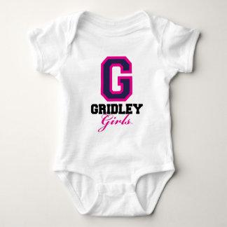 GridleyGirls ベビーボディスーツ