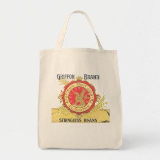 GRIFFONのブランドの豆 トートバッグ