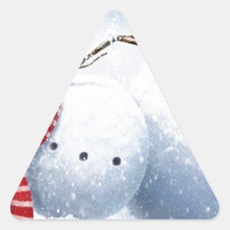 GRIGのスタイル 三角形シール