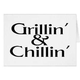 GrillinおよびChillin カード