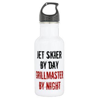 Grillmasterのジェット機のスキーヤー 532ml ウォーターボトル
