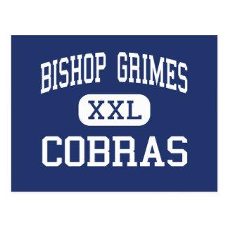 Grimes -コブラ司教-後輩-東のシラキュース はがき