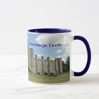 Grimsthorpeの城のマグ マグカップ