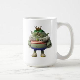 Gristleトロール|の王子 コーヒーマグカップ