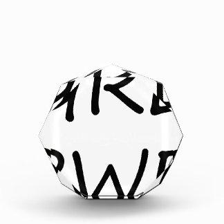 grl pwr3 表彰盾