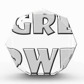 grl pwr9 表彰盾