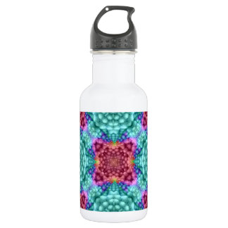 Groovy Blue  Colorful Water Bottles ウォーターボトル