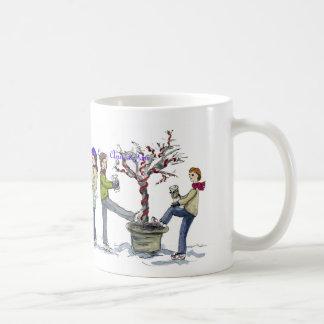 Grosse Pointeのガールフレンド コーヒーマグカップ