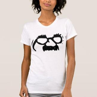 GROUCHOはマスクのTシャツを好みます Tシャツ