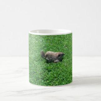 Groundhogのマグ コーヒーマグカップ