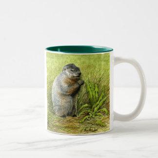 Groundhogのマグ ツートーンマグカップ