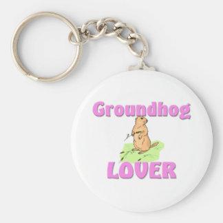Groundhogの恋人 キーホルダー