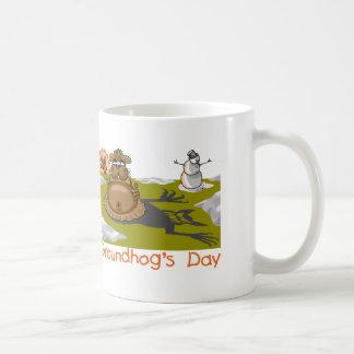 Groundhogの日 コーヒーマグカップ