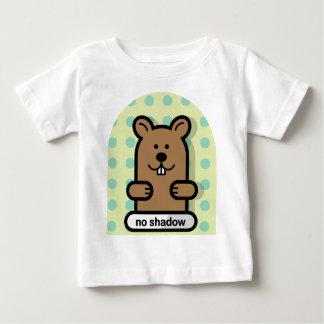 Groundhogは行きます! ベビーTシャツ