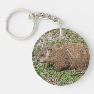 Groundhog キーホルダー